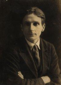 Edmund Blunden Portrait
